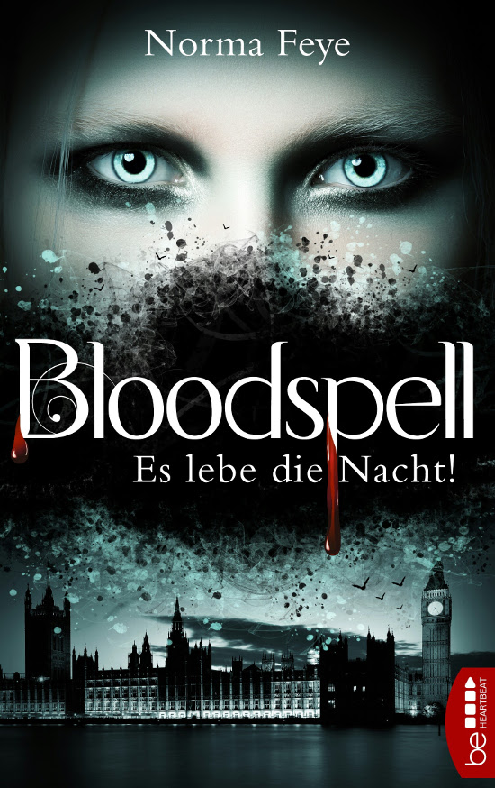 Bloodspell Cover